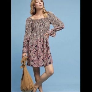 Maeve Peasant Dress